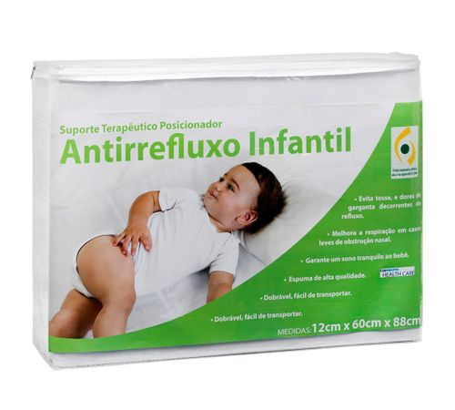 Suporte Terapêutico Antirrefluxo Infantil 12cm X 60cm X 88cm