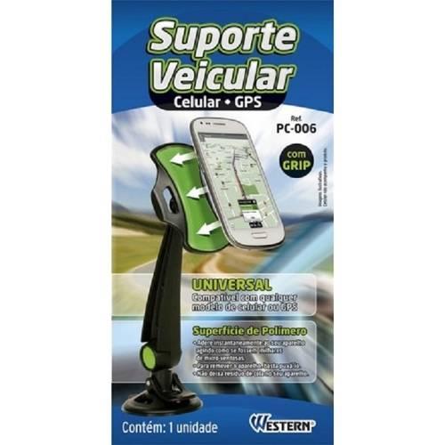 Suporte Veicular para Celular ou Gps Universal