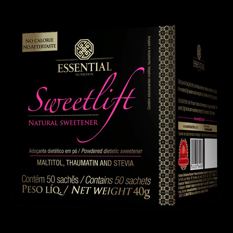 Sweetlift (50 Sachês-0 8g) Essential Nutrition