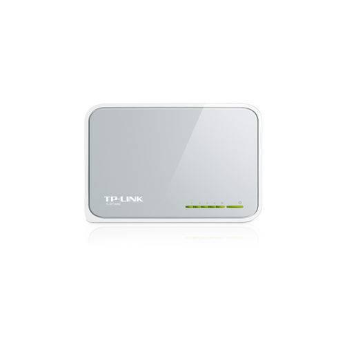 Switch 05 Portas 10/100 -Tl-Sf-1005d Tp-Link