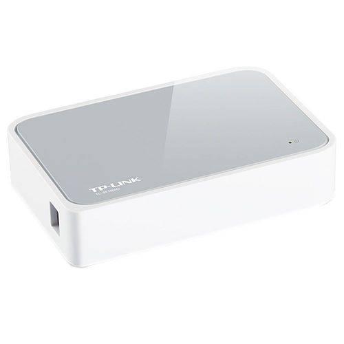 Switch 05 Portas Tp-Link Tl-SF1005D 10/100 Mbps