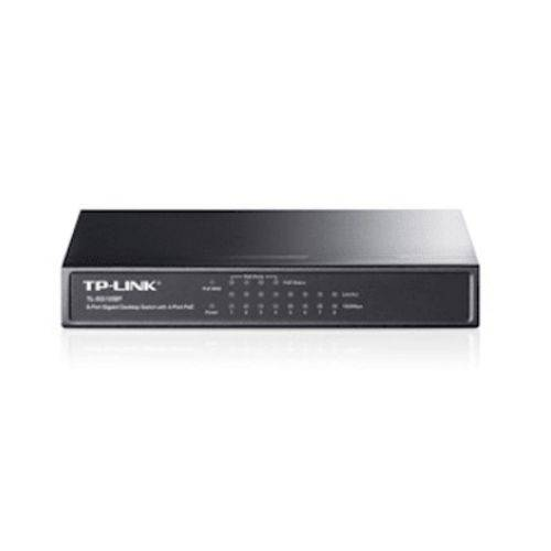 Switch 08p Tl-sg1008p Gigabit+poe Tp-link