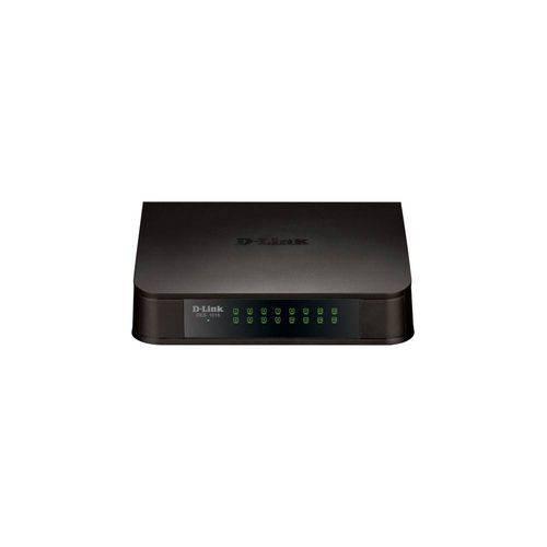 Switch 16 Portas 10/100MBPS D Link Des-1016A