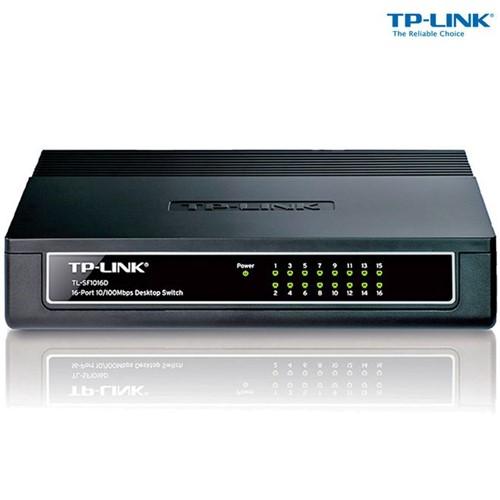 Switch 16 Portas 10/100Mpbs TL-SF1016D - TP-Link