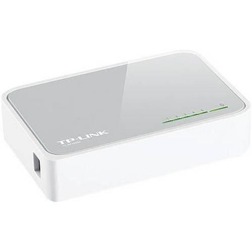 Switch 5 Portas de Mesa 10/100 Tp-link Tl-sf1005d