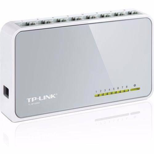 Switch 8 Portas Sf-1008 Tp-link