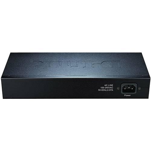 Switch D-Link DES-1016A 16 Portas 10/100 Desktop/Rackmount