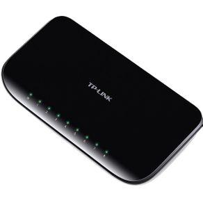 Switch de Mesa 8 Portas TP-Link TL-SG1008D