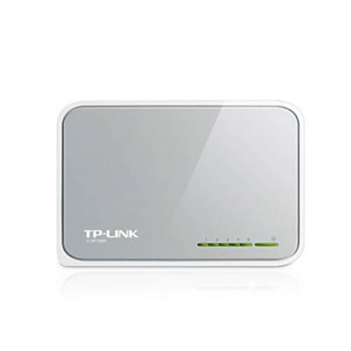 Switch Gigabit de Mesa 5 Portas 1000Mbps Tl-Sg1005d Tp-Link