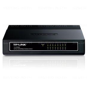 Switch TP-Link 16 Portas 10/100 Mbps TL-SF1016D