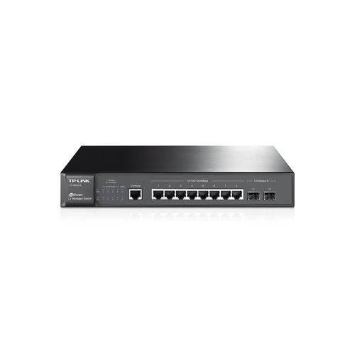 Switch Tp-link Tl-sg3210 08p Gerenciador