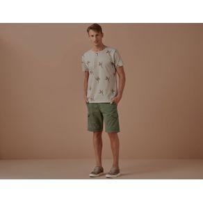 T-Shirt Papagaio Bege - GG