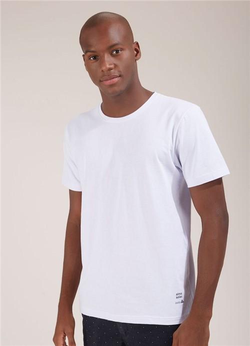 T-shirt Basic Branco G