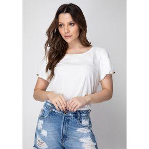 T-shirt Básica Branco G