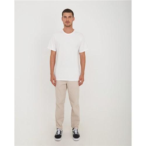 T-Shirt Básica Offwhite P