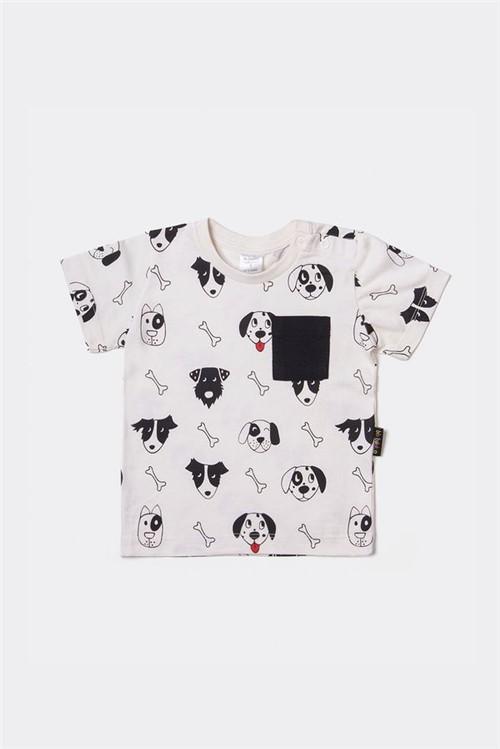 T-shirt Bb Mc Auaus M - Cru