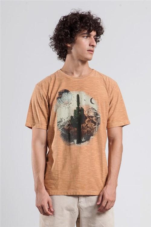 T-shirt Cactus Circ T-shirt Cactus Circ Verde M