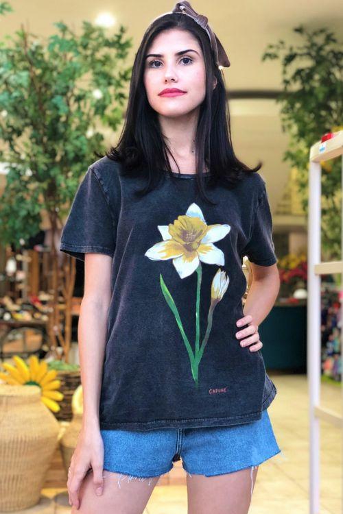 T-shirt Cafuné Farm - G