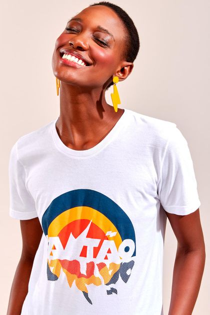 T-shirt Cantão Local Invertido
