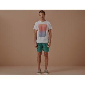 T-Shirt Céu Natural - G