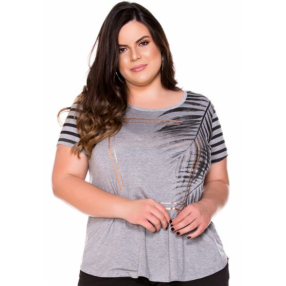 T-Shirt Everbody Plus Size M