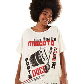 T-Shirt Mocoto Off White - M