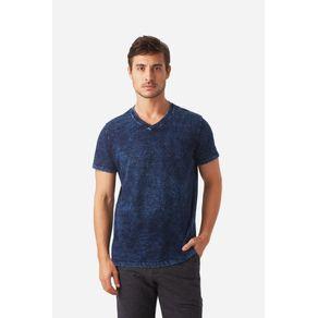 T Shirt Gola V Indigo Azul Marinho - G