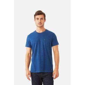 T Shirt Indigo Classica Azul Marinho - M