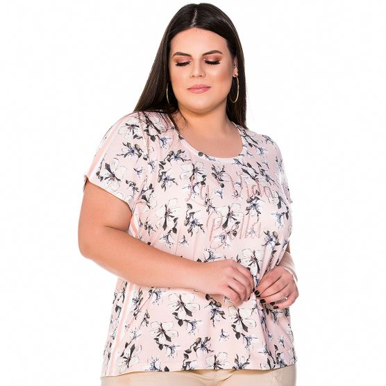 T-Shirt La Vida Bella Plus Size M