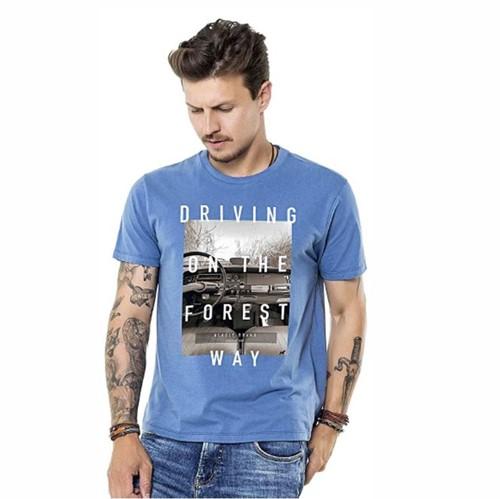 T-shirt M/c Masc