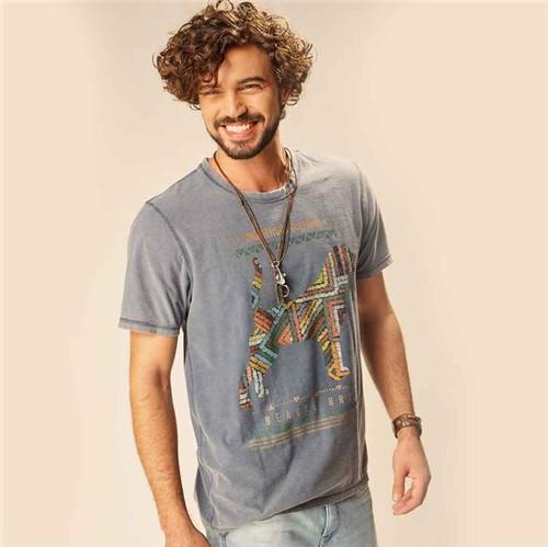 T-shirt Mc Dupla Face
