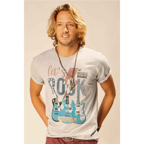 T-shirt Mc Masc