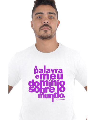 T-shirt Meu Domínio