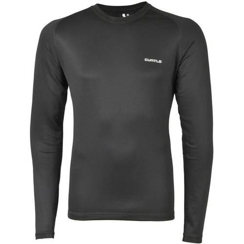 T Shirt Ml Underwear Masc Thermoskin Curtlo Vts002 Preto GGG