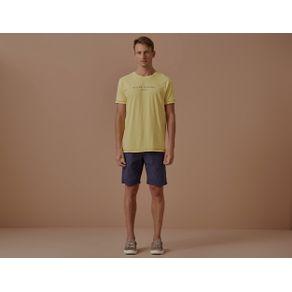 T-Shirt Rio de Janeiro Calor Amarelo - G