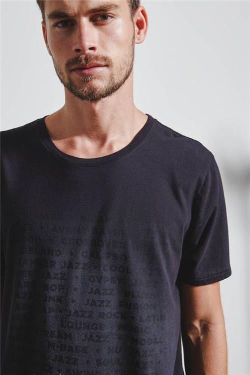 T-shirt S&t Preto G