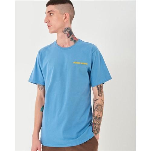 T-shirt Silk P