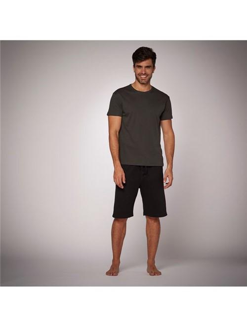 T-shirt Skin Verde Tamanho P