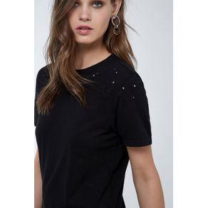T-Shirt Bella Preto - P