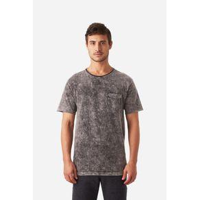 T Shirt Surf Mar Preto - P
