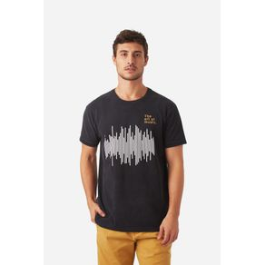 T-Shirt The Art Of Music Preto - G