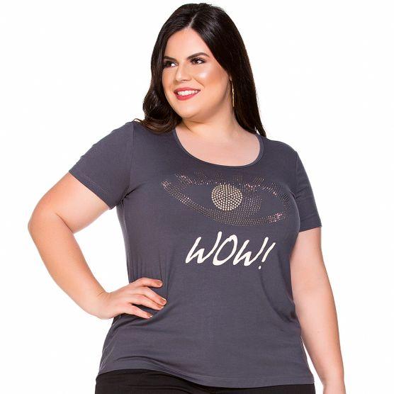 T-Shirt Wow Plus Size G
