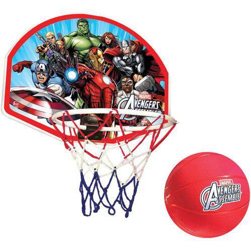 Tabela de Basquete The Avengers Tabela+bola