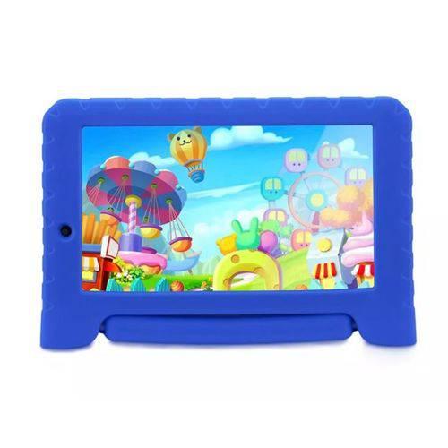 Tablet Kid Pad Plus Azul 1GB Android 7 Wifi - NB278