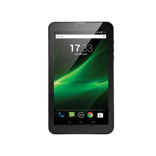 "Tablet Multilaser Nb247 M9 9"" 3g Quad Core Bluetooh Preto"
