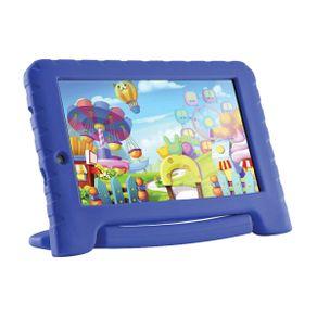 Tablet Multilaser NB278 Pad Plus 7'' 8GB Android 7.0 1GB Ram Azul