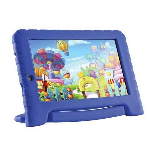 "Tablet Pad Plus Blue Tela 7"""" Android 7.0 Nb278 Azul"