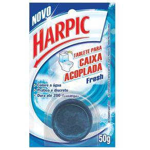 Tablete Sanitário Caixa Acoplada Harpic Fresh 50g