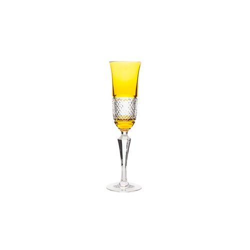 Taça Champagne Amarela Wagner 210ml