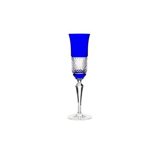 Taça Champagne Azul Wagner 210ml